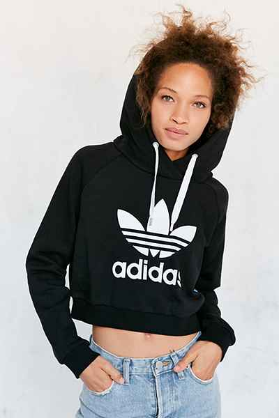 Adidas Cropped Sweatshirt – The Shopery 529905f7d3c2